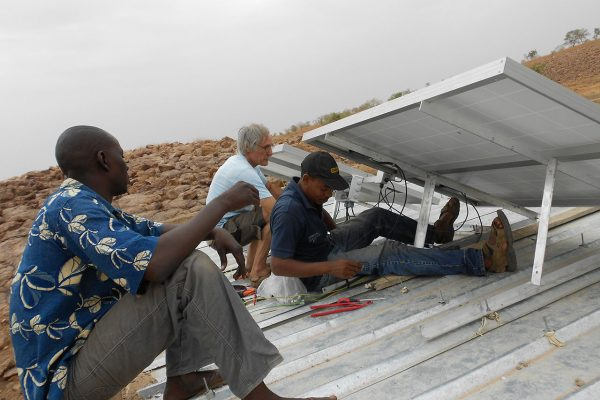 Electrification – NIGER –  Dispensaires de Bossia et Karey-Kopto