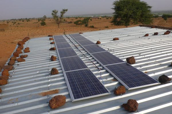 Electrification – NIGER – Centre de formation de Doga